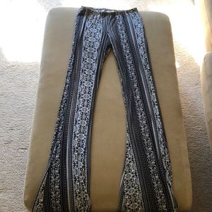 """Nordstrom floral """"Hippie"""" pants by H.I.P."""